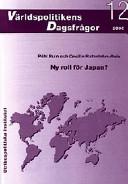Ny roll för Japan?